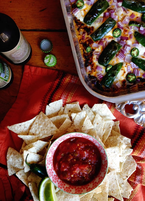 Deconstructed Nachos from Cafe Miranda // Feast + West