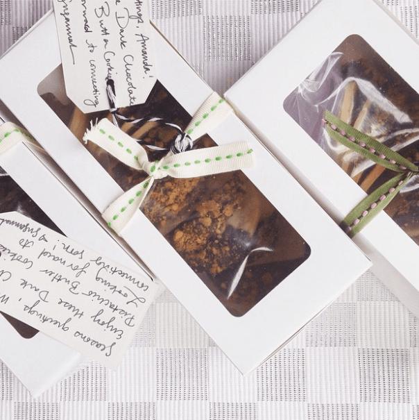 Dark Chocolate Pistachio Butter Cookies // Feast + West