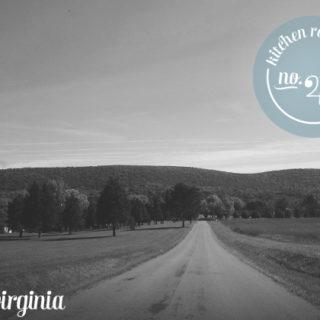 Kitchen Road Trip: West Virginia