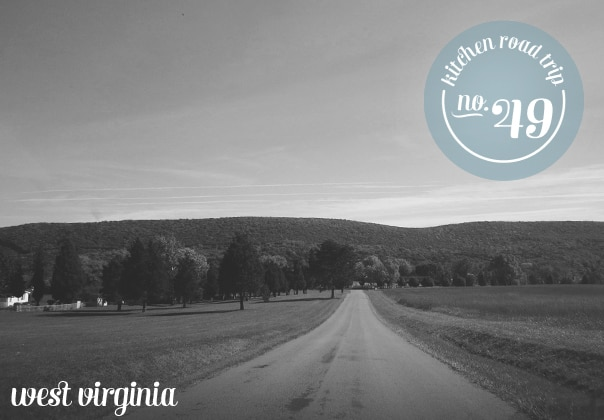Kitchen Road Trip: A Made in West Virginia gift guide // Feast + West