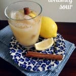 Aero Whiskey Sour + A Cocktail Book Giveaway