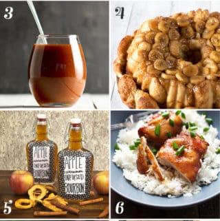 Bourbon Recipe Round-Up // Feast + West