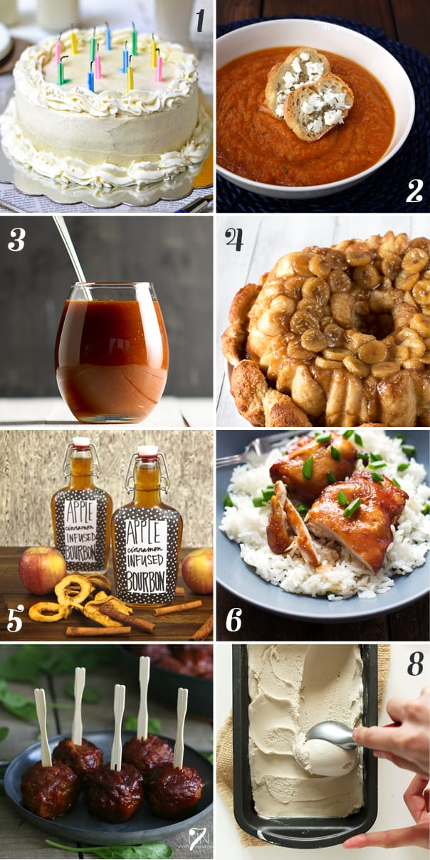 Bourbon Recipe Round-Up // Feast + West