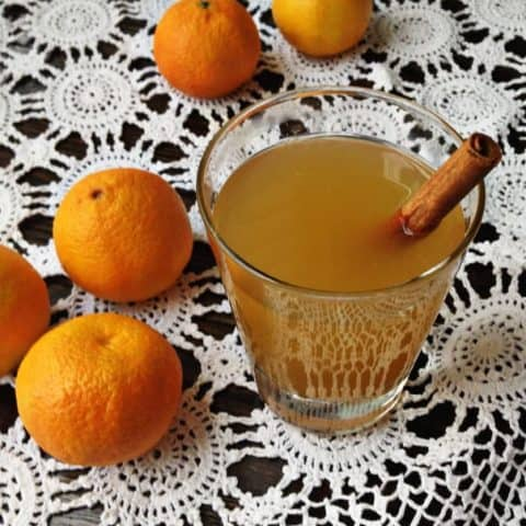 Clementine Hot Toddy // Feast + West