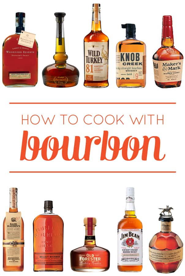How to Cook with Bourbon // Feast + West
