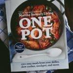 'One Pot' Cookbook Review + Fruit Skillet Cake