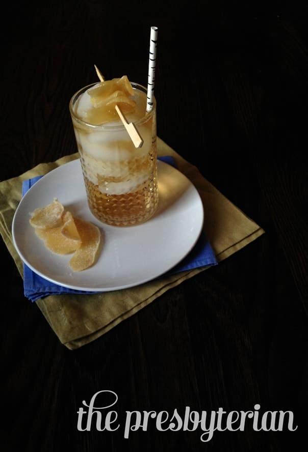 The Presbyterian Cocktail // Feast + West