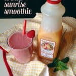 Winter Sunrise Smoothie