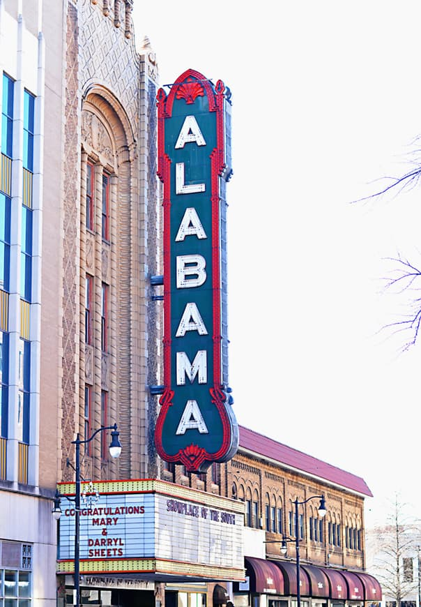 Hidden Gems: Birmingham, Alabama travel guide // feastandwest.com