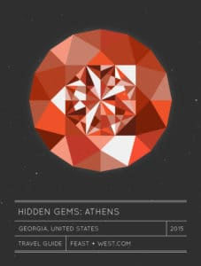 Hidden Gems: Athens, Georgia travel guide // Feast + West