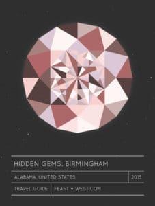 Hidden Gems: Birmingham, Alabama travel guide // feastandwest.com