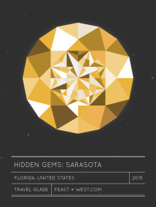 Hidden Gems: Sarasota, Florida Travel Guide // Feast + West