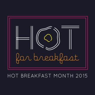 February is Hot Breakfast Month. // Feast + West