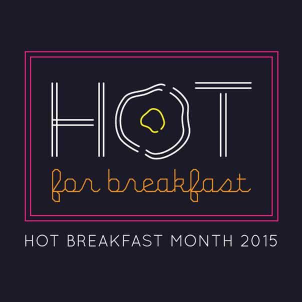 February is Hot Breakfast Month. // Feast + West