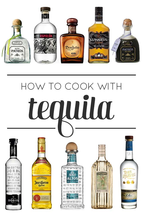 How to Cook with Tequila // feastandwest.com