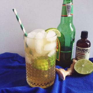 Mexican Mule // feastandwest.com