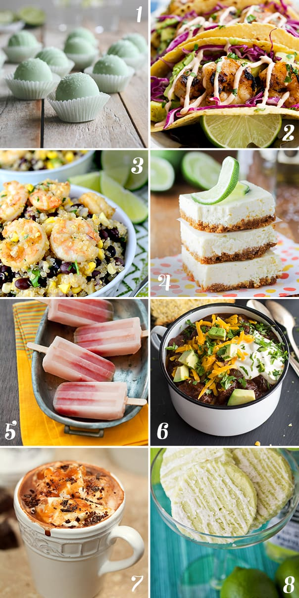 8 food recipes to make with tequila // feastandwest.com