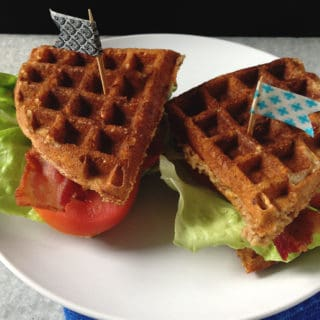 10-Grain Waffle BLT Sandwiches