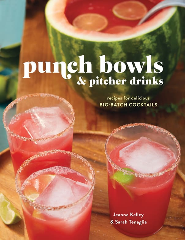 Punch Bowls & Pitcher Drinks cookbook