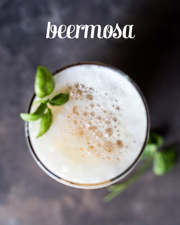 Beermosa // Feast + West