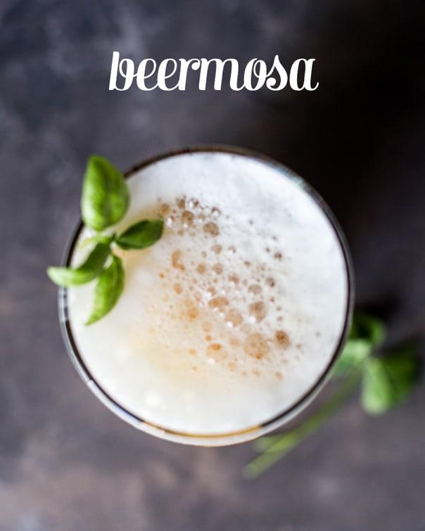Beermosa // Feast + West