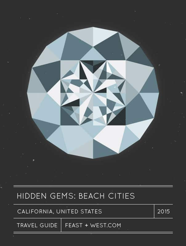 Hidden Gems: California Beach Cities travel guide // feastandwest.com
