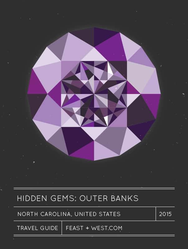 Hidden Gems: Outer Banks, North Carolina travel guide // feastandwest.com