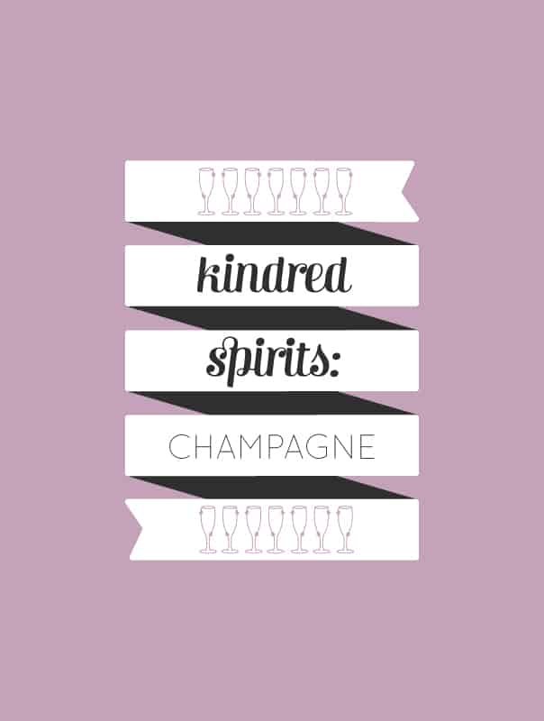Kindred Spirits: A Champagne guide