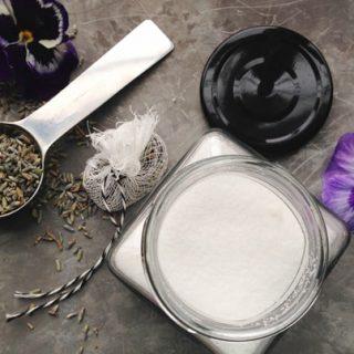 Lavender Sugar // Feast + West