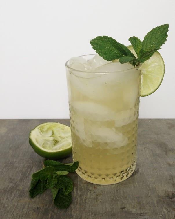 Gin-Gin Mule // Feast + West