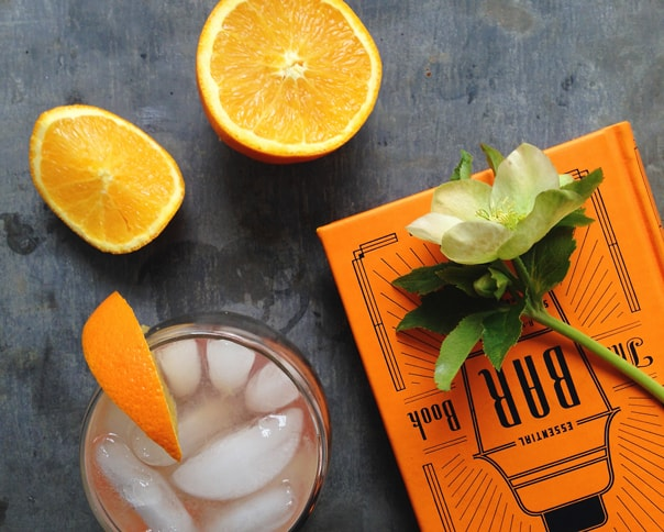 The Gin Daisy from The Essential Bar Book by Jennifer Fiedler // Feast + West