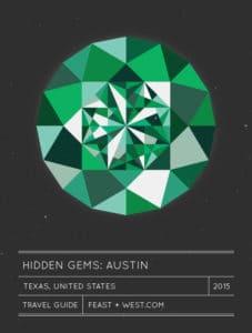 Hidden Gems: Austin, Texas travel guide // feastandwest.com
