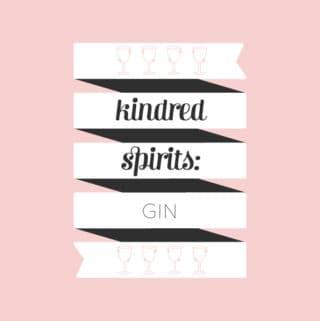 {Kindred Spirits} Gin