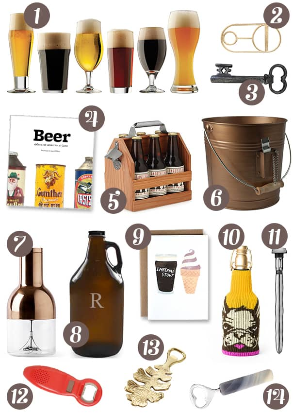 Beer Babes Gift Guide // Feast + West