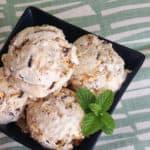 Brown Butter Moon Pie Ice Cream