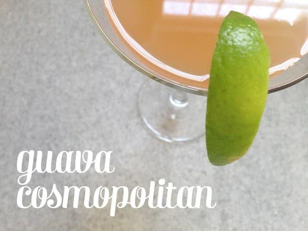 Guava Cosmopolitan