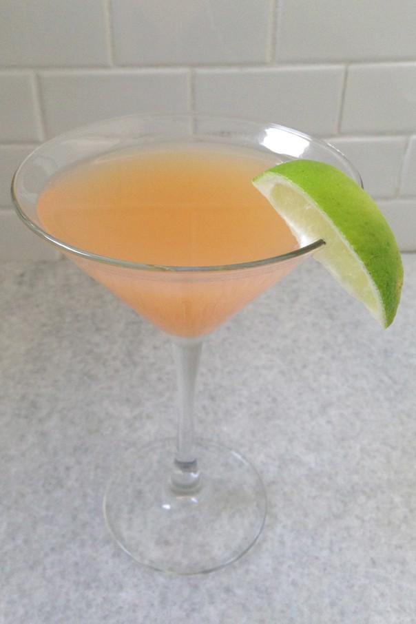 Guava Cosmopolitan // Feast + West