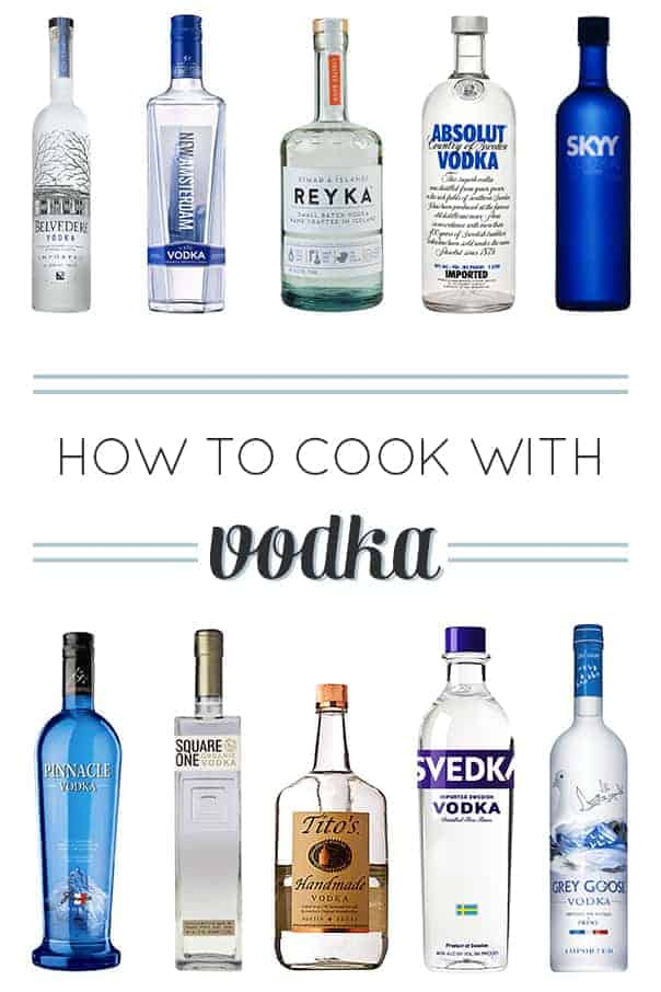 How to Cook with Gin, a guide // feastandwest.com