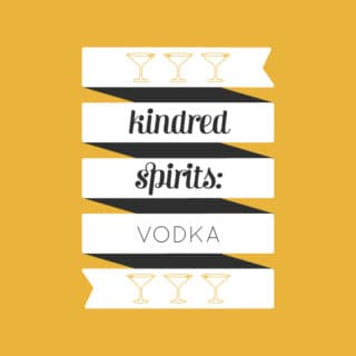 {Kindred Spirits} Vodka