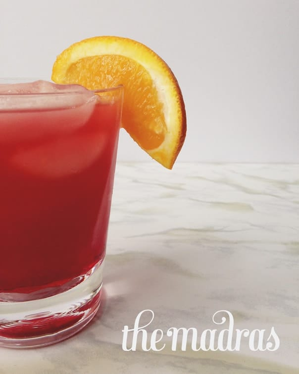 The Madras, a classic vodka cocktail for summertime // Feast + West