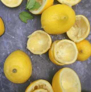 Spiked Lavender Lemonade