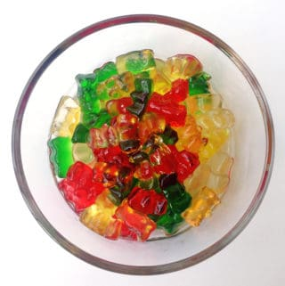 Drunken Gummy Bears