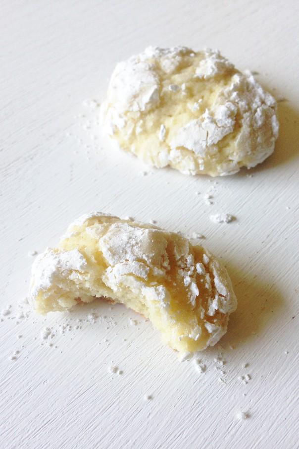 Lemon Goat-Butter Tea Cakes // Feast + West