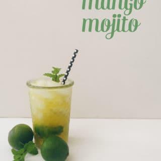 Tropical Mango Mojito
