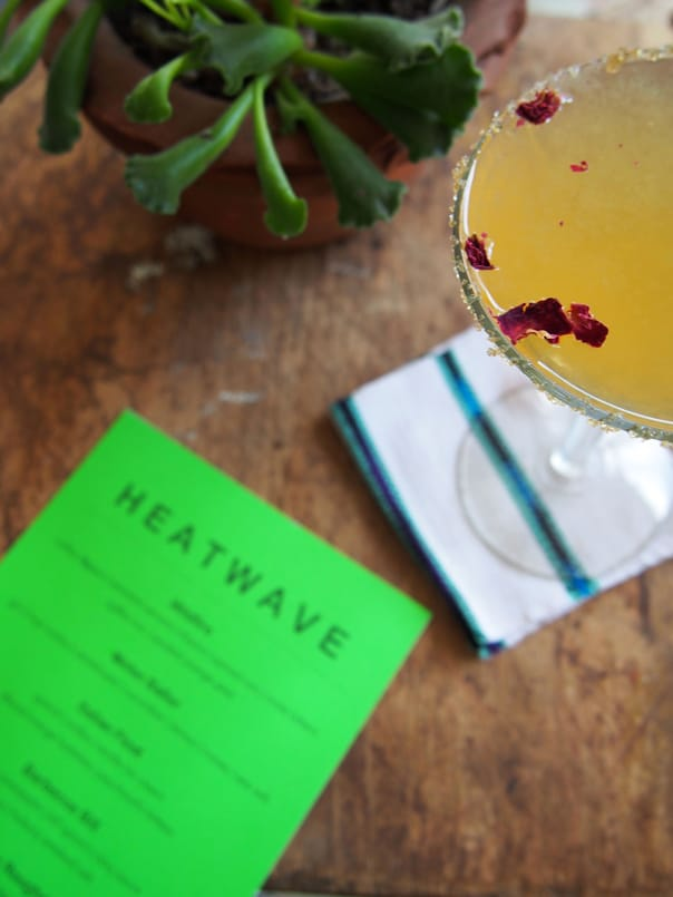 Crafting a Home Cocktail Menu // Feast + West