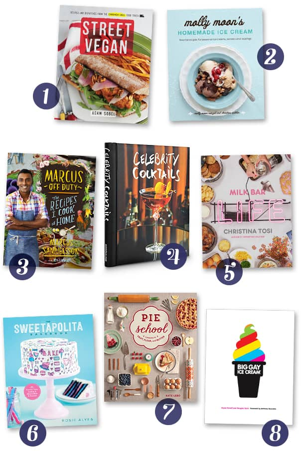 Cookbook Wishlist, Part 2 // Feast + West