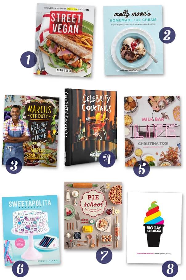 Cookbook Wishlist, Part 2 // Feast + West