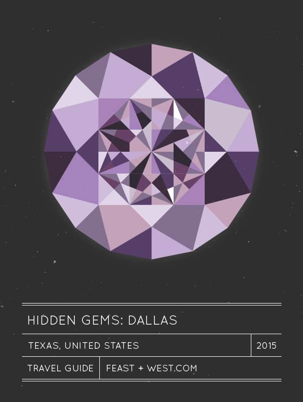 Hidden Gems: Dallas Travel Guide // Feast + West