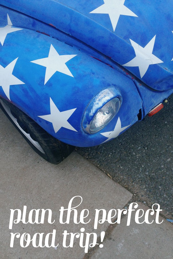 How to Plan the Perfect Road Trip // Feast + West