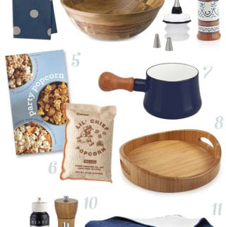 Popcorn Lovers Gift Guide // Feast + West